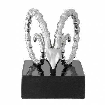 Bookend-ibex-set-of-2-silver-4
