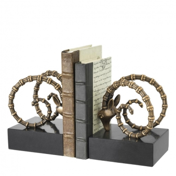 Bookend-ibex-set-of-2-gold-3