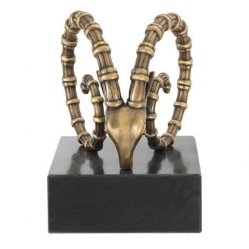 Bookend-ibex-set-of-2-gold-4