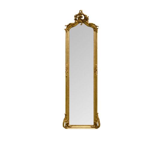 Listbild-spegel