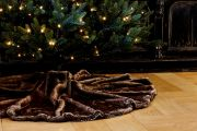 Aspen brown bear christmas carpet 1