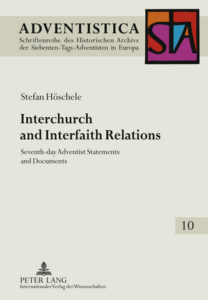 N25-Interchurch and interfaith relattions