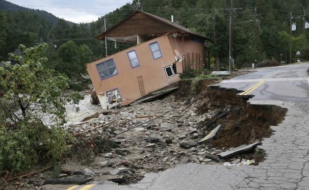 N31- Alluvione Colorado