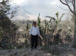 N5-Eruzione vulcanica Sumatra