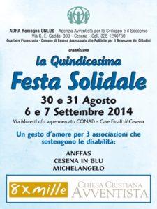 15a Festa solidale opusc