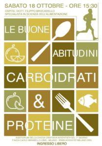 N34-Milano_Conferenza alimentazione_buone abitudini