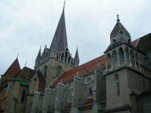 cattedrale STPierre Ginevra