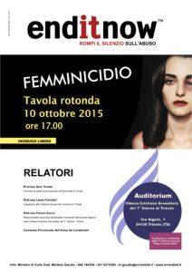 N32-Trieste_Tavola rotonda femminicidio