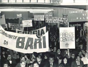 Manifestazione liberrta religiosa Roma 1977-3