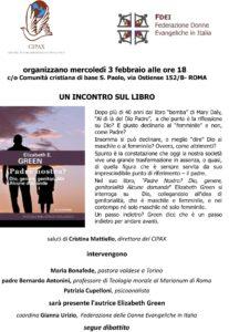presentazione LIBRO GREEN