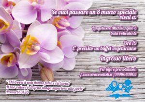 8 marzo 2016 locandina Lungotevere