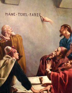 Mane_Tekel_Fares