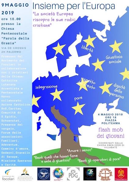 Palermo convegno insieme per l europa notizie avventiste for Arrediamo insieme palermo