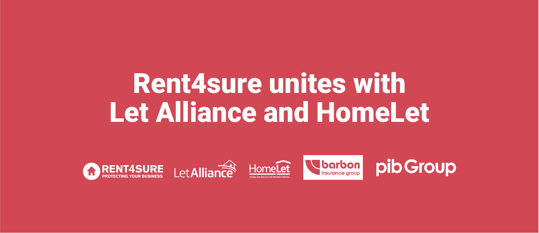 Rent4sure unites with Let Alliance and HomeLet