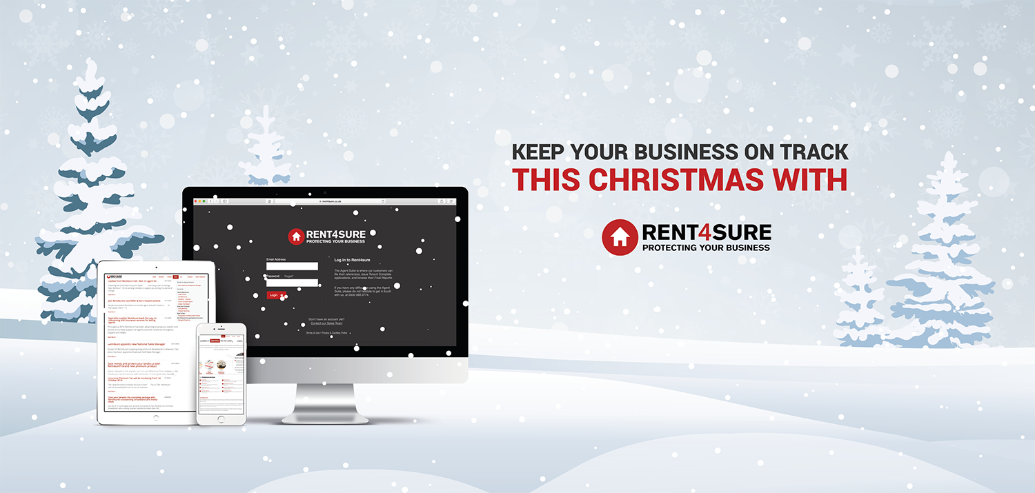 Keep your business on track this Christmas with Rent4sure\'s top tips ...