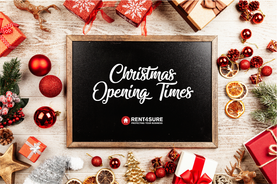 Our Christmas Opening Times