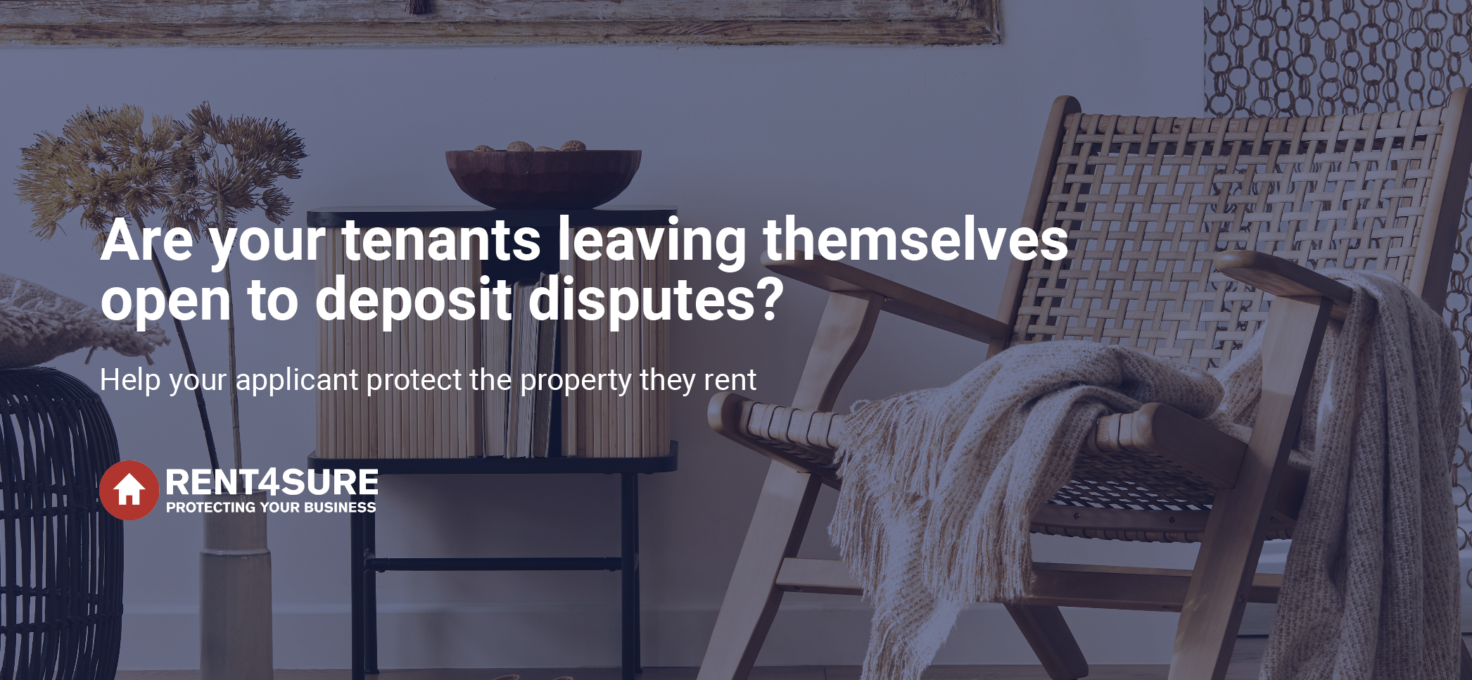Are your tenants leaving themselves open to deposit disputes?