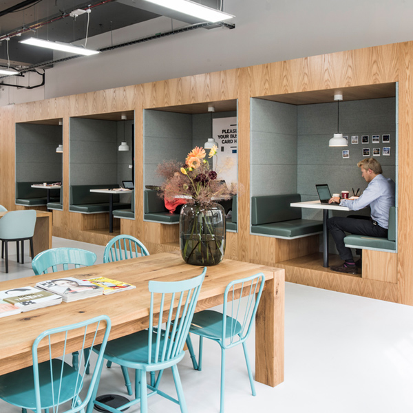 Regus and Urban Splash join forces to bring you Spaces in Liverpool's Tea Factory