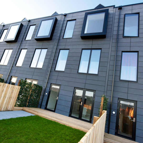Launching hoUSe at Irwell Riverside