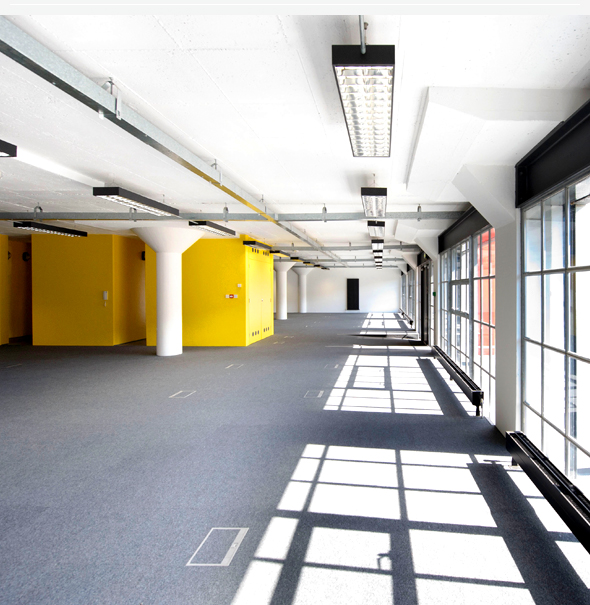 Commercial Unit of the month: Studio 21, Matchworks