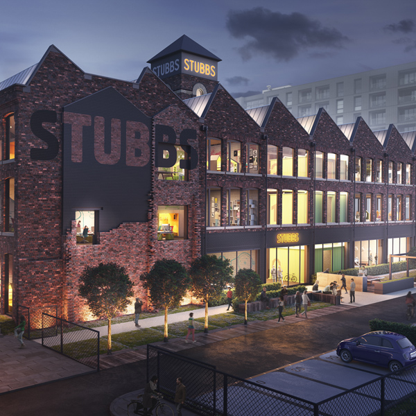 Plans for Stubbs unveiled