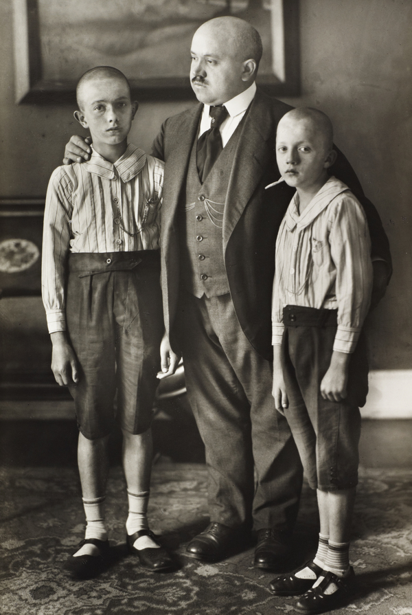 Widower, 1914 (1914)