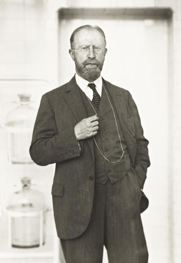 Physician [Carl Robert Schlayer], 1929 (1929)