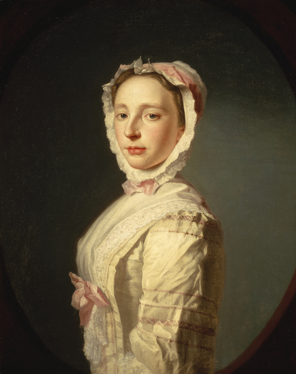 Anne Bayne: The Artist's First Wife, d. 1743