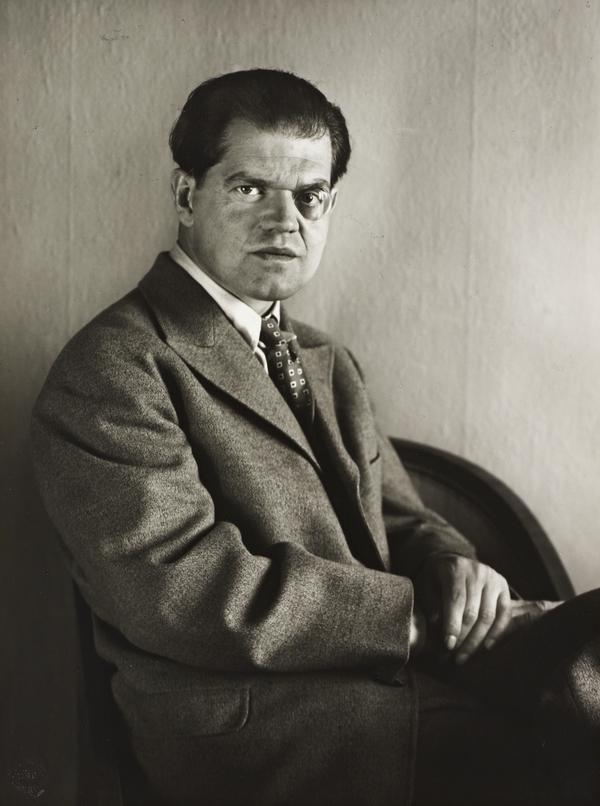 Inventor and Dadaist [Raoul Hausman], 1929 (1929)