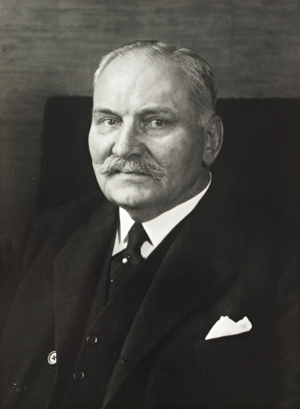 Industrialist, about 1924 (about 1924)