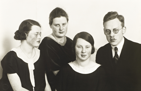 Sisters and Brother, 1924