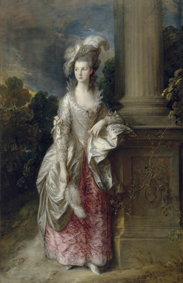 The Honourable Mrs Graham (1757 - 1792)