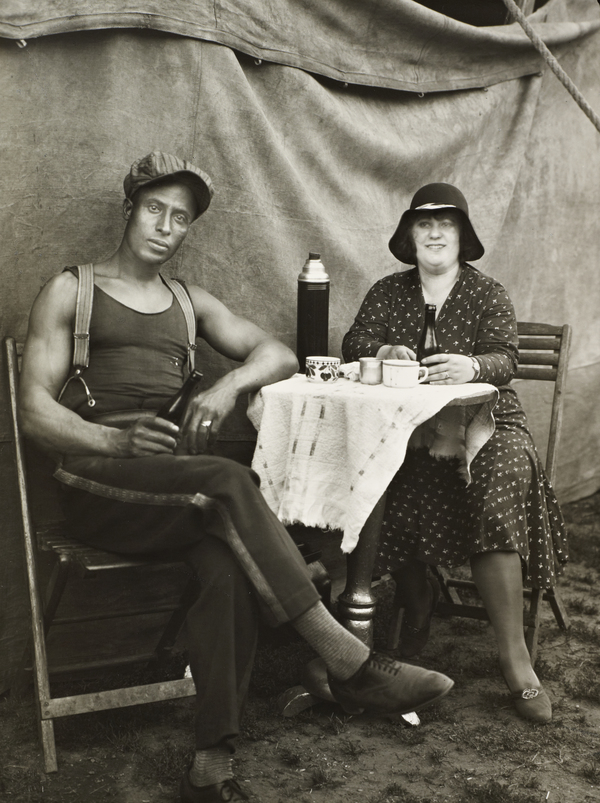Circus Workers, 1926-32 (1926 - 1932)