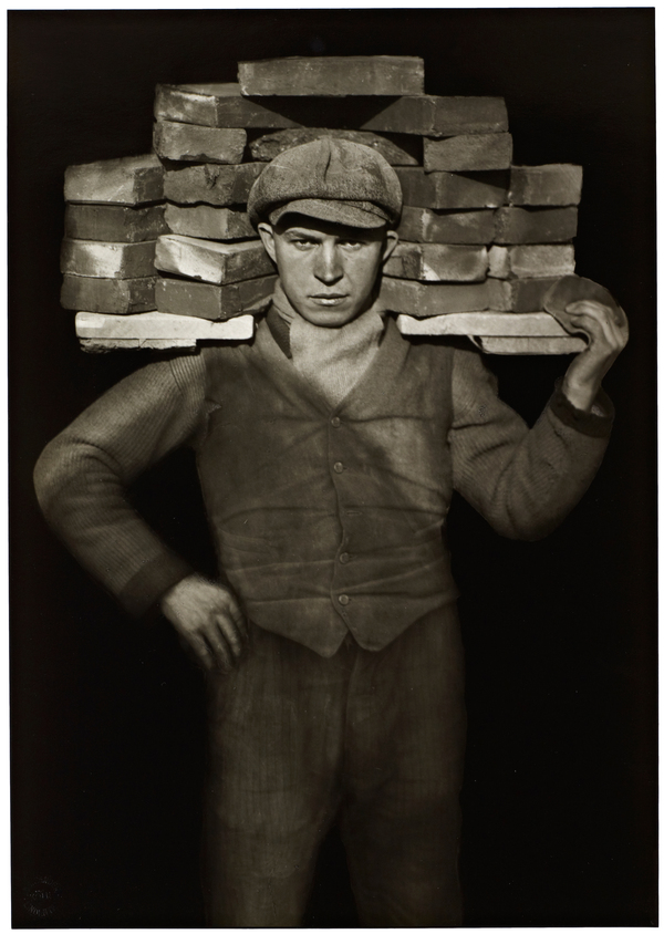Handlanger [Bricklayer], 1928 (1928)