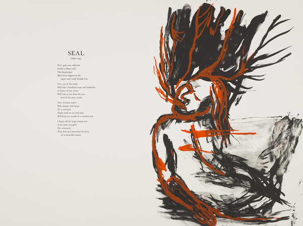 Seal (from 'The Scottish Bestiary')