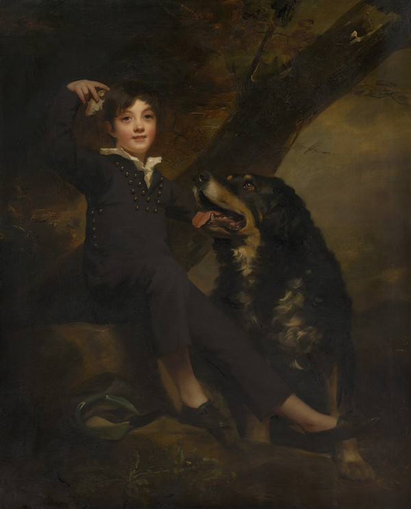 William Stuart Forbes, elder son of Sir William Forbes of Pitsligo, 1802 - 1826