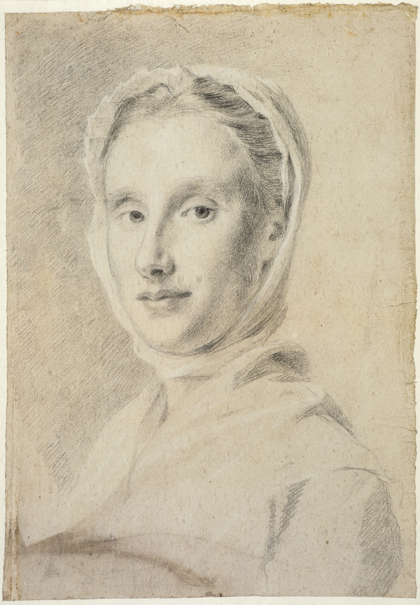 Margaret Lindsay, Mrs Allan Ramsay, c 1726 - 1782. Wife of the artist