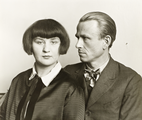 The Painter Otto Dix and his Wife Martha, 1925/26 (1925 / 1926)