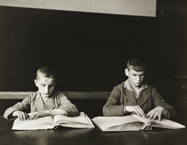 Blind Children, 1930 (1930)