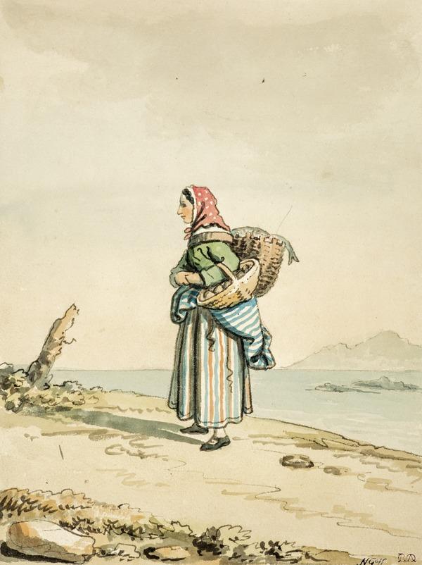 An Edinburgh Fishwife