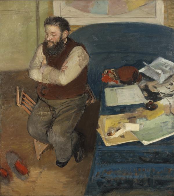 Diego Martelli (1839 - 1896)
