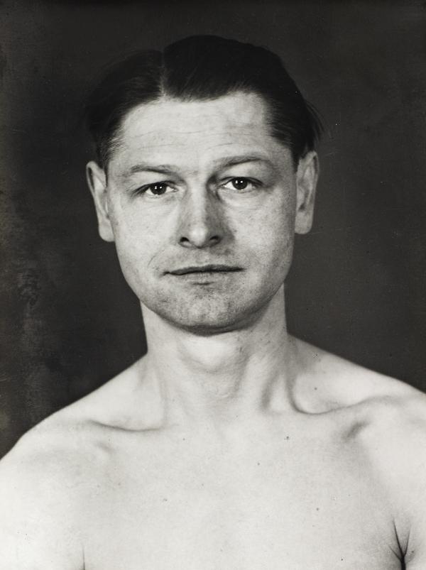 Political Prisoner [Friedrich Loot], 1943 (1943)