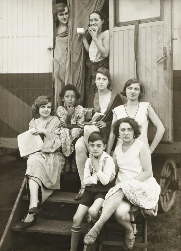 Circus People, 1926-32 (1926 - 1932)