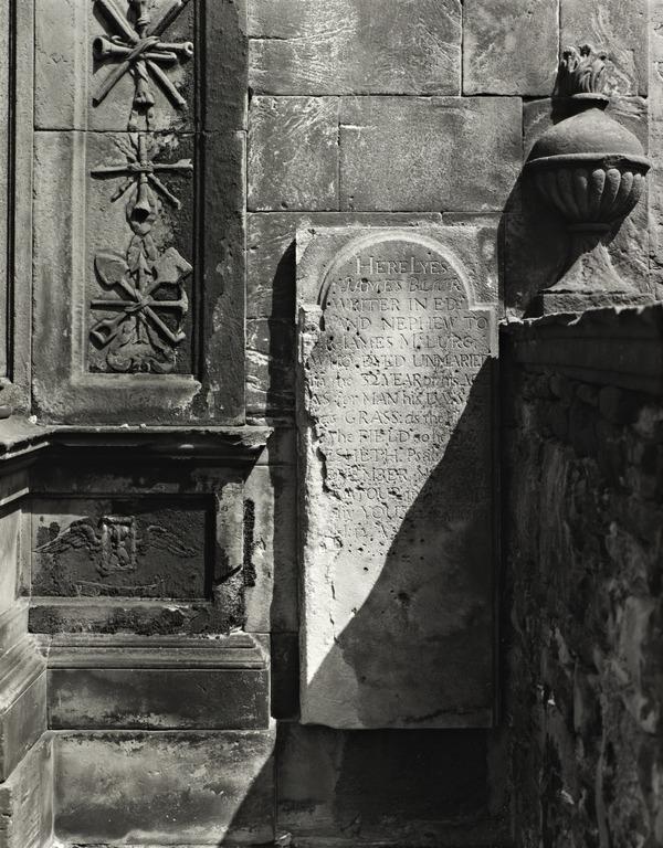 Edinburgh black and white photography print of two Scotland photography gifts Edinburgh architecture gallery wall prints