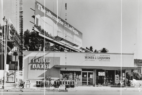 Liquor Locker (Sunset Strip Portfolio)
