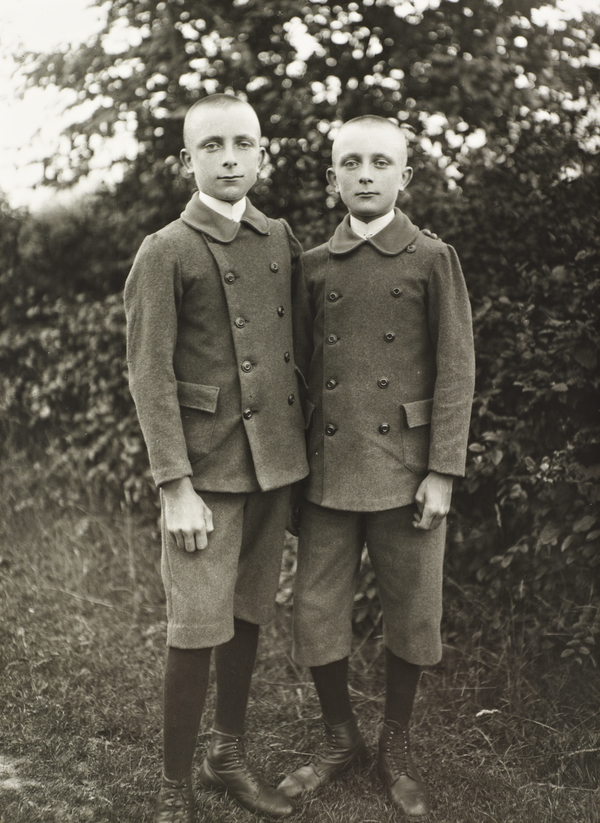 Brothers, c.1920 (about 1920)