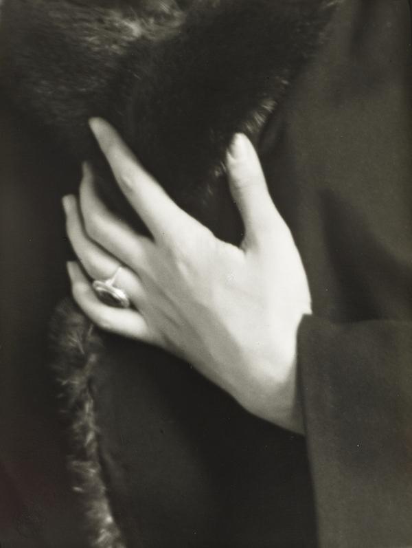 Studien - Der Mensch [Hands of a Tenor, c.1928] (about 1928)