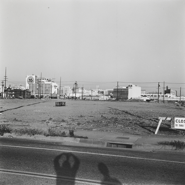 Vacant Lot #4 (Los Angeles) (1970 / 2003)
