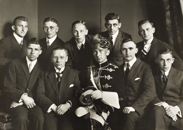 Fraternity Students, 1921 (1921)