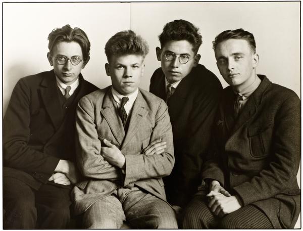Werkstudenten [Working Students], 1926 (1926)